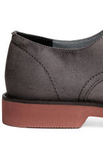 Derby shoes - Grey - Men | H&M CN 4