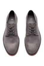 Derby shoes - Grey - Men | H&M CN 2