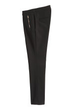 Suit trousers - Black - Ladies | H&M CN 3