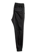 Cargo joggers - Black - Men | H&M CN 3