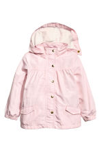 Parka - Light pink - Kids | H&M 2