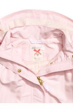 Parka - Light pink - Kids | H&M 3