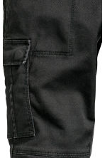 Pantaloni cargo - Nero - DONNA | H&M IT 3
