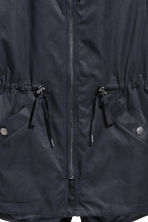 Padded parka - Dark blue - Ladies | H&M 3
