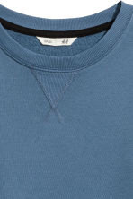 Sweatshirt - Blue - Kids | H&M CN 3