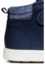 Hi-top trainers - Dark blue - Kids | H&M CN 4