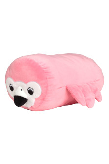 Coussin peluche