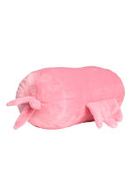 Coussin peluche - Rose/flamant rose - Home All | H&M FR 3