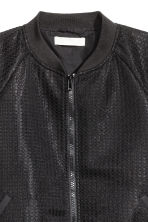 Bomber jacket - Black - Ladies | H&M 3