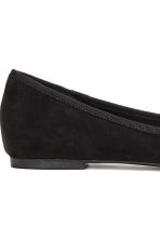 Ballet pumps - Black - Ladies | H&M CN 4