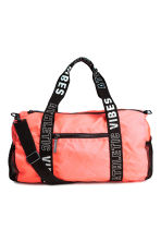 Sports bag - Neon coral - Kids | H&M 1