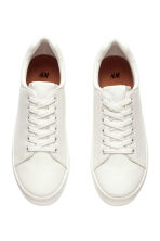 Trainers - White - Ladies | H&M GB 3