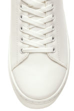 Trainers - White - Ladies | H&M GB 4