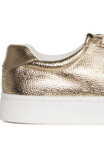 Trainers - Gold - Ladies | H&M 5