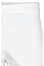 Suit trousers - White - Ladies | H&M CN 3