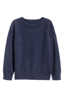 Pullover in cashmere