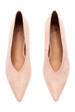 Pointed flats - Powder beige - Ladies | H&M 2