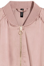Short bomber jacket - Old rose - Ladies | H&M 3
