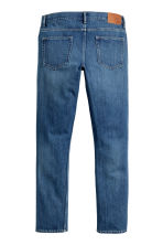 Slim Regular Jeans - Denimblå - Men | H&M FI 3