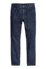 Slim Regular Jeans - Dark denim blue - Men | H&M CA 2