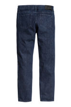Slim Regular Jeans - Dark denim blue - Men | H&M 3