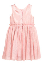 Tulle dress - Light pink - Kids | H&M CN 3