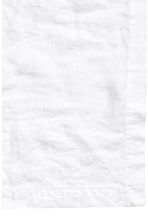 Linen table mat - White - Home All | H&M CN 2