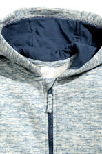 Sweatshirt all-in-one suit - Blue marl - Kids | H&M 2