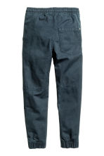 Generous fit Pull-on trousers - Dark blue - Kids | H&M CN 2