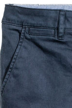 Generous fit Chinos - Dark blue - Kids | H&M 4