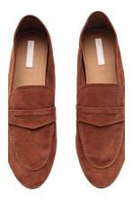 Loafers - 棕色 - Ladies | H&M CN 6