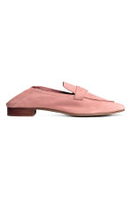 Loafers - Powder pink - Ladies | H&M CN 2