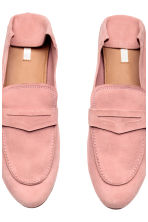 Loafers - Powder pink - Ladies | H&M CN 3