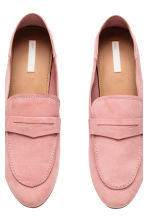 Loafers - Powder pink - Ladies | H&M CN 4