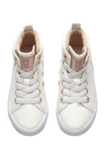Hi-top trainers - White - Kids | H&M 2