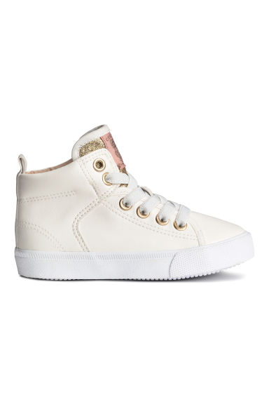 Hi-top trainers - White - Kids | H&M 1