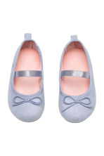 Ballet pumps - Lavender - Kids | H&M 1