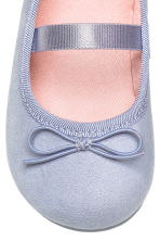 Ballet pumps - Lavender - Kids | H&M 4