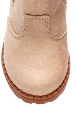 Chelsea boots - Light beige - Kids | H&M 3