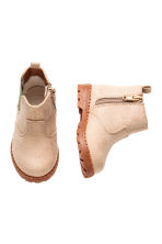 Chelsea boots - Light beige - Kids | H&M 2