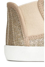 Glittery trainers - Gold - Kids | H&M 4