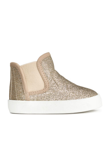 Sneakers glitter - Dorato - BAMBINO | H&M IT