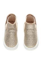 Glittery trainers - Gold - Kids | H&M 2