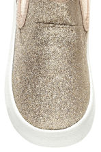 Glittery trainers - Gold - Kids | H&M 3