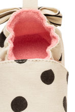Soft slippers - White/Spotted -  | H&M 3