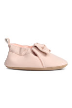 Soft slippers - Powder pink - Kids | H&M CN 2