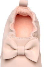 Soft slippers - Powder pink - Kids | H&M 4
