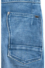 Relaxed Tapered Jeans - Denim blue - Kids | H&M 4