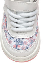 Trainers - White/Floral - Kids | H&M 3