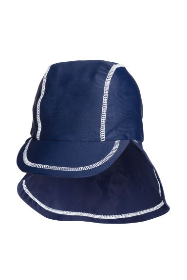 Berretto con UPF 50 - Blu scuro - BAMBINO | H&M IT 1